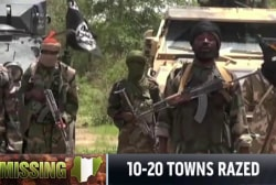 Thousands missing after Boko Haram razes town