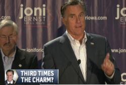 Romney considering 2016 run