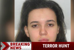 France continues search for female suspect