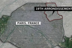 Section of Paris finds religious groups at...