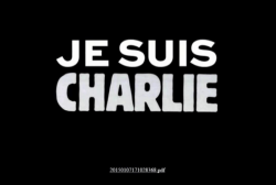 Cartoonists show support for terror victims