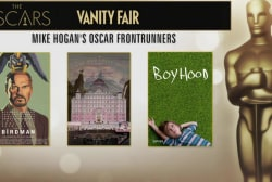 What Golden Globe winners mean for Oscar race