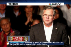 Mitt vs. Jeb for 2016 nomination
