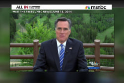 Third time's the charm? Romney eyes 2016 run