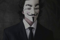 Anonymous plans retribution for Charlie...