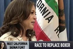 California AG to announce run for Senate