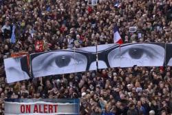 Charlie Hebdo's powerful cartoon