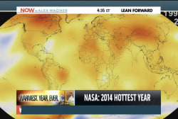 NASA, NOAA declare 2014 hottest year