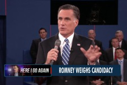 Republicans giving Romney cold shoulder?