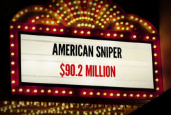 American Sniper shatters box-office records