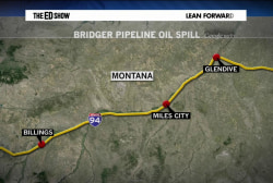 Yellowstone oil spill 'unfortunate incident'