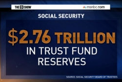 Saving Social Security in SOTU