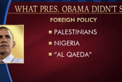 Reading into Obama's foreign policy plans