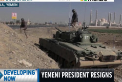 Is Yemen falling apart?