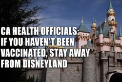 Measles outbreak hits California