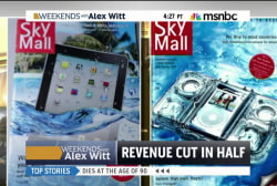 Airline catalog SkyMall files for bankruptcy