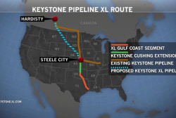 Keystone bill nears passage