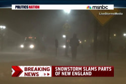 Leaders defend shutting cities down for snow