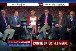 'Morning Joe at Night' kicks off in Phoenix!