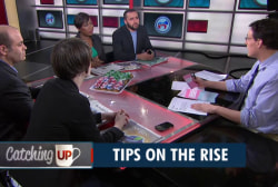 Automated tipping on the rise