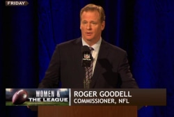 Roger Goodell: It's been a tough year for me