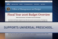 Bold budget plan improves public education