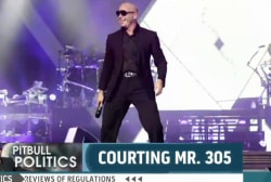As Pitbull goes, so goes…Florida?