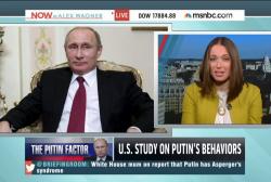 Reading Putin's body language