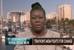 For Sybrina Fulton, the struggle continues