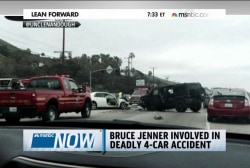 Bruce Jenner involved in deadly car crash