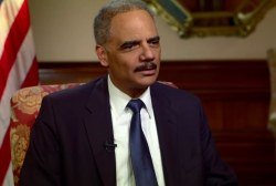 Eric Holder: Gun safety 'my single failure'