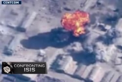 Signs of a growing alliance against ISIS?