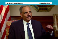 Unflappable Eric Holder declines to quack