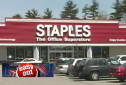 Staples threatens part-time workers