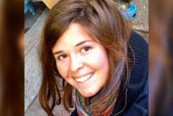 Remembering Kayla Mueller