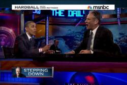 Jon Stewart's huge influence on US politics