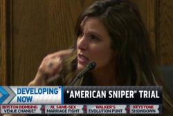 Defense mounts in 'American Sniper' trial