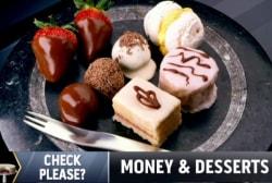 Rethinking dessert after dinner