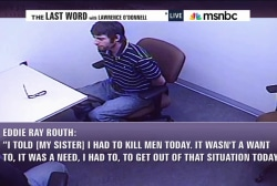 Eddie Routh confesses to killing Chris Kyle