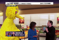 Billy Eichner screams at FLOTUS & Big Bird