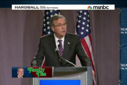 Jeb Bush: 'I am my own man'