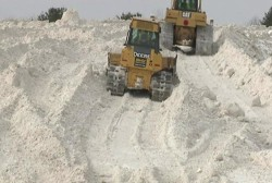 Effects of record snowfall reach new heights