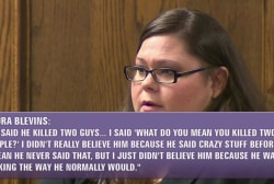 Routh's sister: 'He said he killed two guys'
