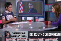 Defense: Eddie Ray Routh is schizophrenic