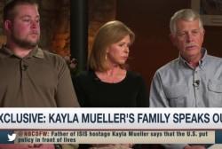 Kayla Mueller's family breaks their silence