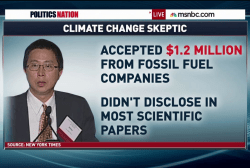The GOP's 'big oil' scientist