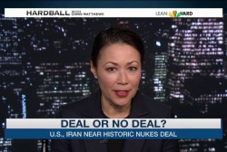 Deal or no deal? U.S. and Iran near...