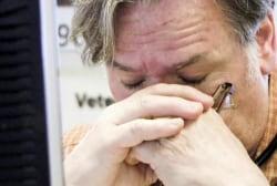 Vets & suicide: 'Crisis Hotline' fills void