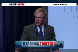 George W. Bush to join Selma march...