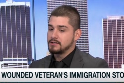 US vet to Obama: Don't deport my mother